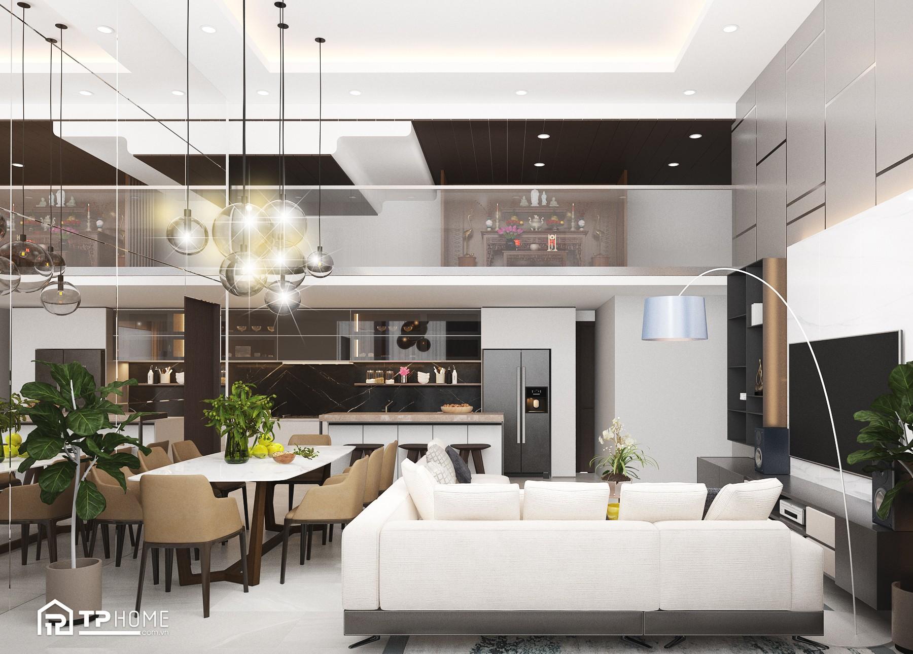 Căn hộ Duplex - The Golden Star