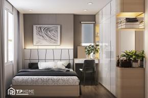 Thiết kế và thi công trọn gói căn hộ Saigon Mia - Trung Sơn (2PN)