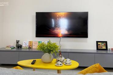 Căn hộ Sky 9 - Thi công nội thất hiện đại căn hộ 2PN